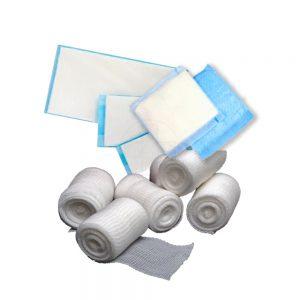 Bandages de Gaze & Bandages Compressifs