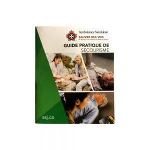 Manuels de premiers soins et registres des accidents